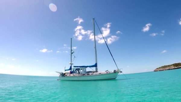 private yacht sailboat charter